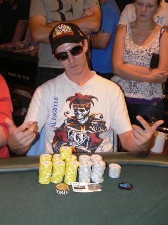 Luke graham poker