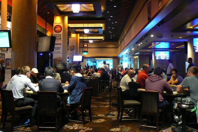 Star Poker room D1F1