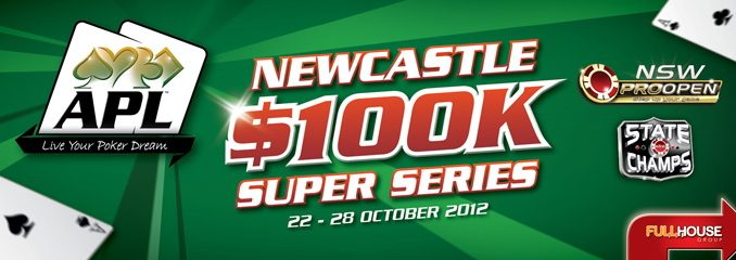 Apl Poker Newcastle