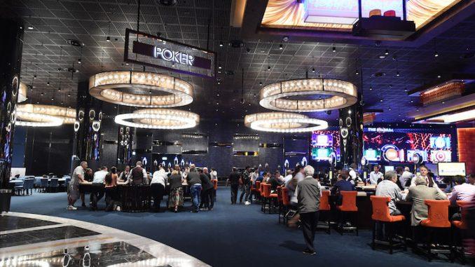 The Star Poker Room