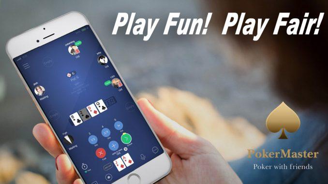PokerMaster - Play Fun! Play Fair!
