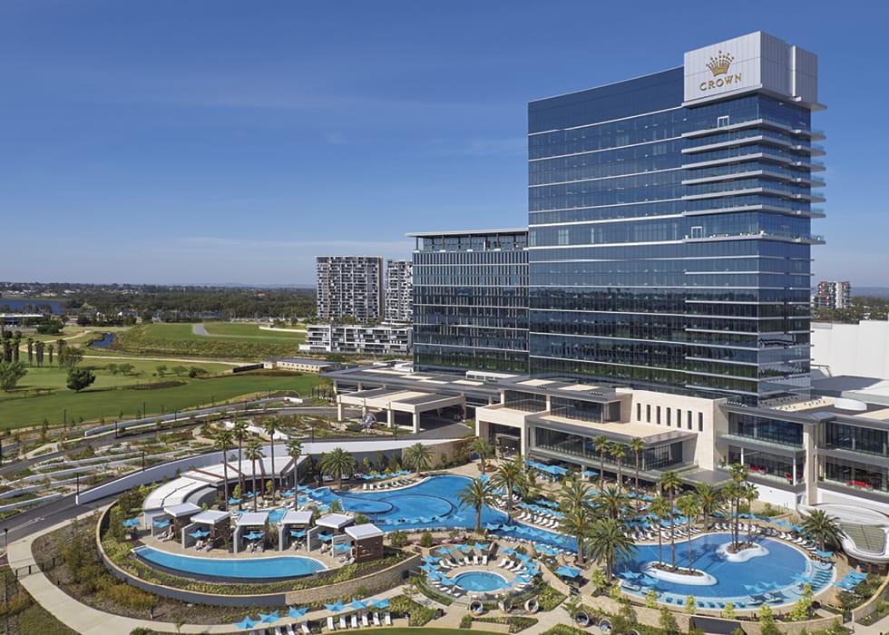 Crown Casino Perth Poker Tournaments